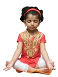 meditation class for little