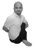 YOGA TEACHER SAMIR RANE